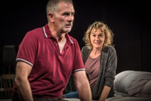 Niamh Cusack and Sean Campion in Unfaithful