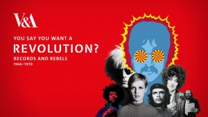 Revolution exhibition at V&A