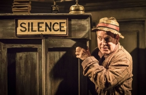 Tom Hollander in Travesties